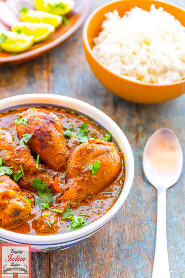 Classic Chicken Curry | Indian Chicken Curry Recipe ... $7 Chicken Classic