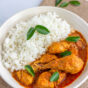 Mangalorean Kori Gassi | Spicy Mangalorean Chicken Curry Recipe